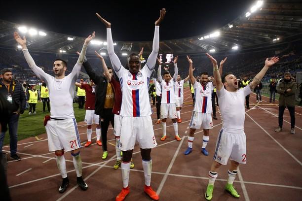 Lyon Lanjutkan Perjalanan di Liga Europa