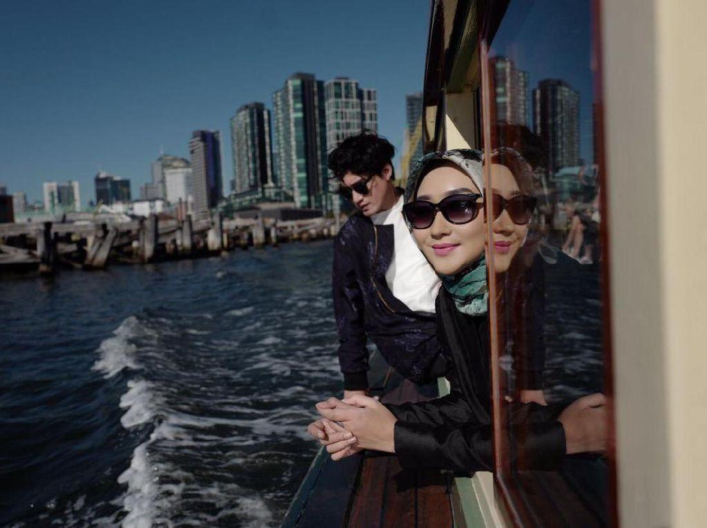 Destinasi Liburan di Melbourne yang Wajib Dikunjungi ala Dian Pelangi dan Barli Asmara