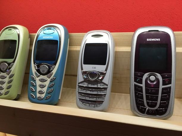 Ada Nenek Moyang Ponsel di Museum Slovakia