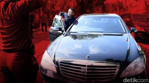 Duh, Mobil Kepresidenan Mogok