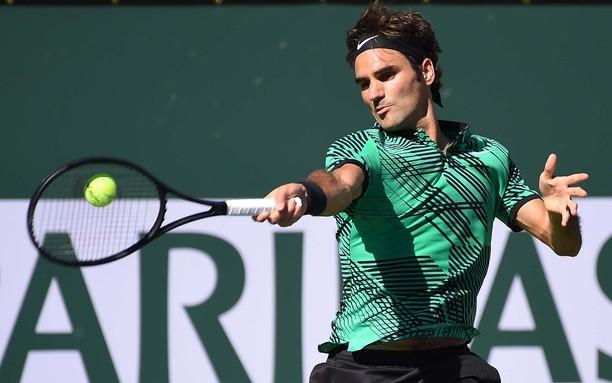 Federer Juara Indian Wells 2017