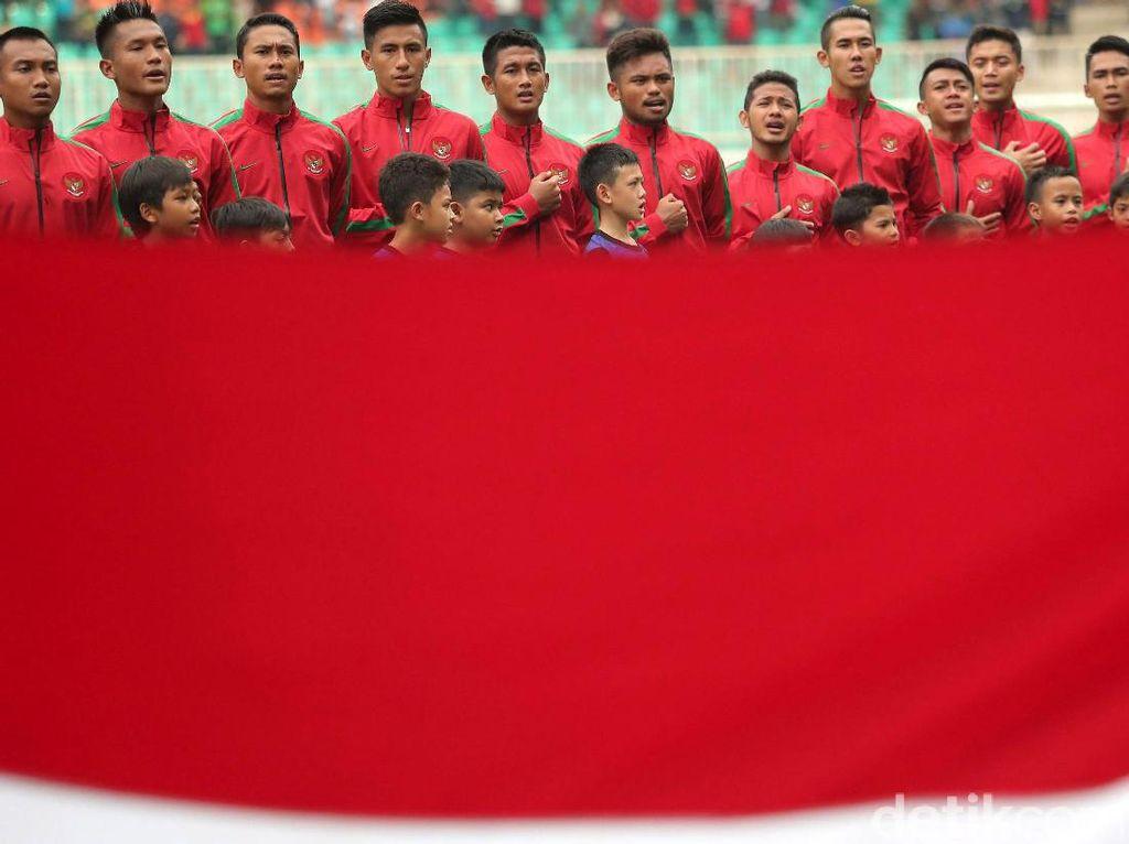 Indonesia Dikalahkan Myanmar 1-3