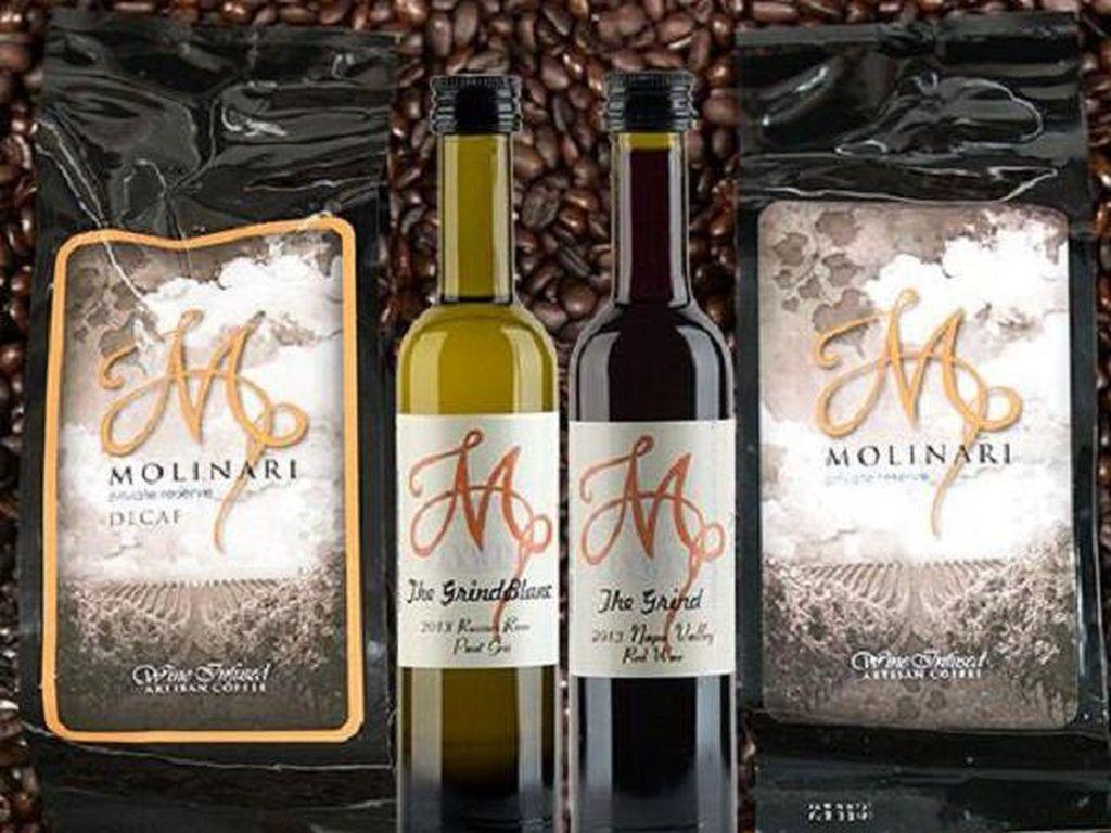 Buat Pencinta Kopi dan Wine Kini Ada Wine-Infused Coffee