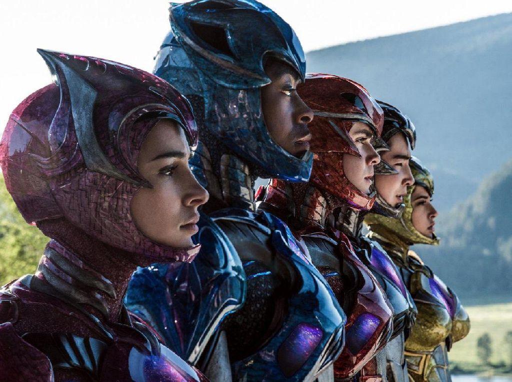 Ini Para Bintang Power Rangers