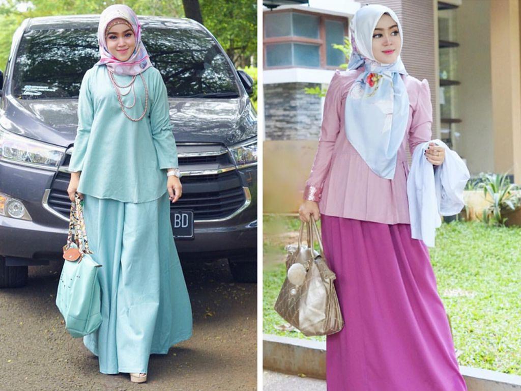 Foto: Hijab Ala Marlina, Dokter Cantik Bekasi yang Populer di Instagram