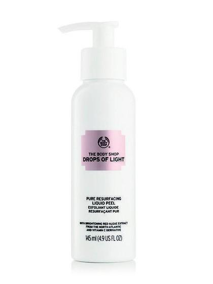 Product Review: Peeling Gel dari The Body Shop Untuk Meluruhkan Sel Kulit Mati