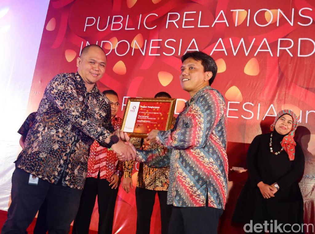 Siloam Raih PR Award Indonesia