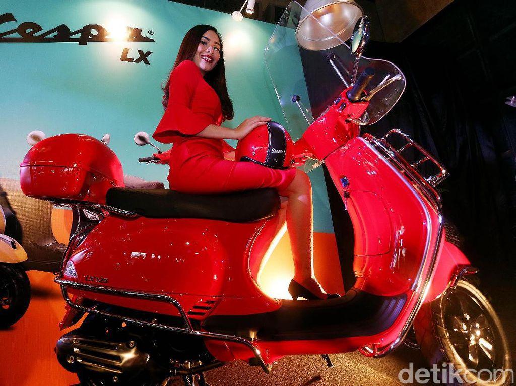 Piaggio Luncurkan Vespa Murah Tipe LX dan S