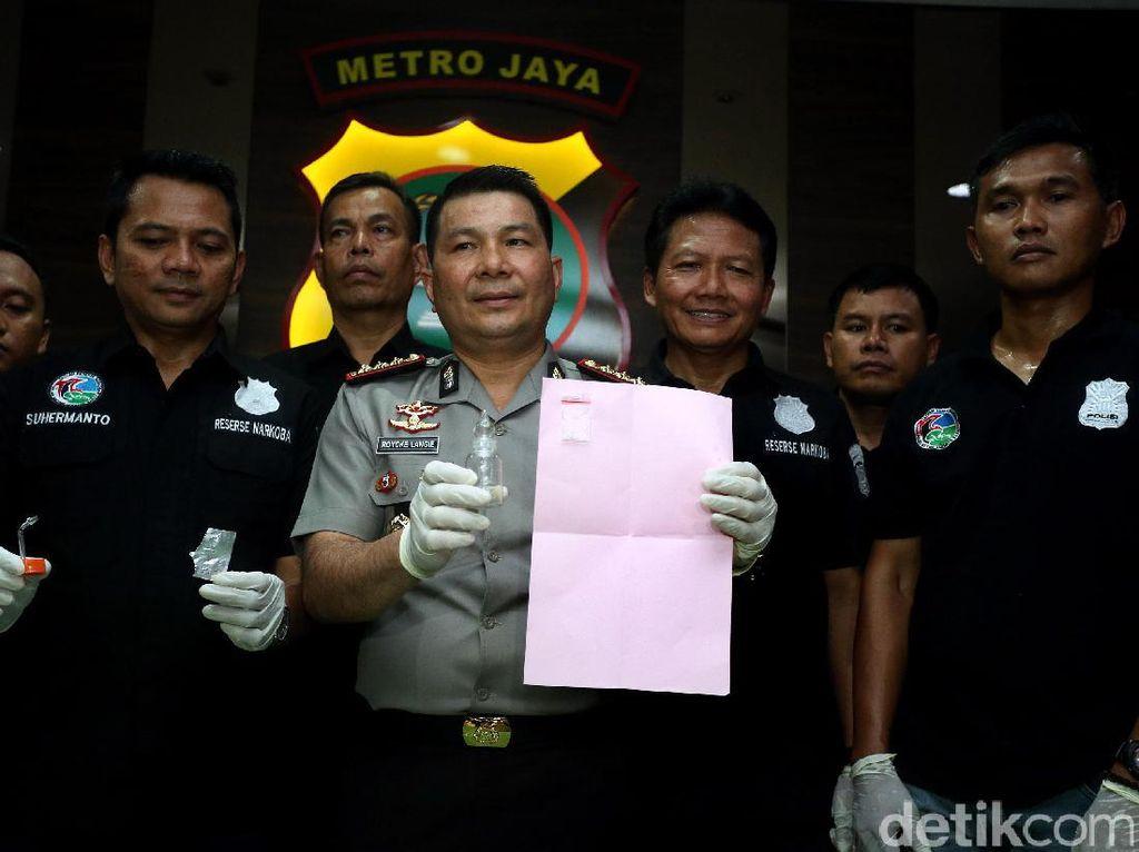 Ridho Rhoma Ditangkap Kasus Narkoba