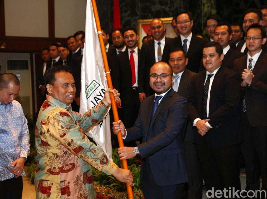 Pemprov DKI Lantik Pengurus HIPMI Jaya