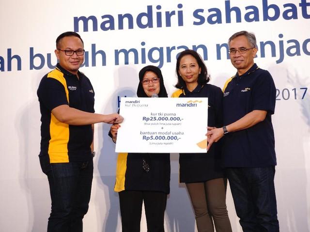 KUR Untuk Buruh Migran