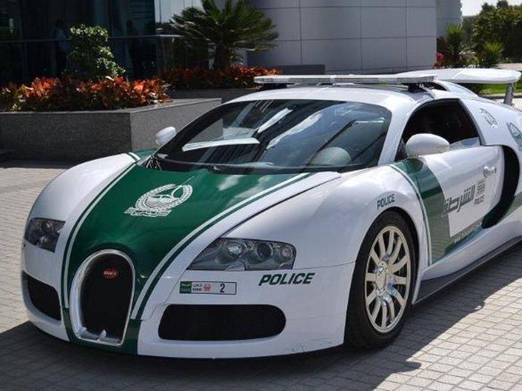 Mobil Polisi Tercepat Dunia