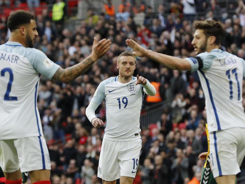 Inggris Perkasa di Wembley
