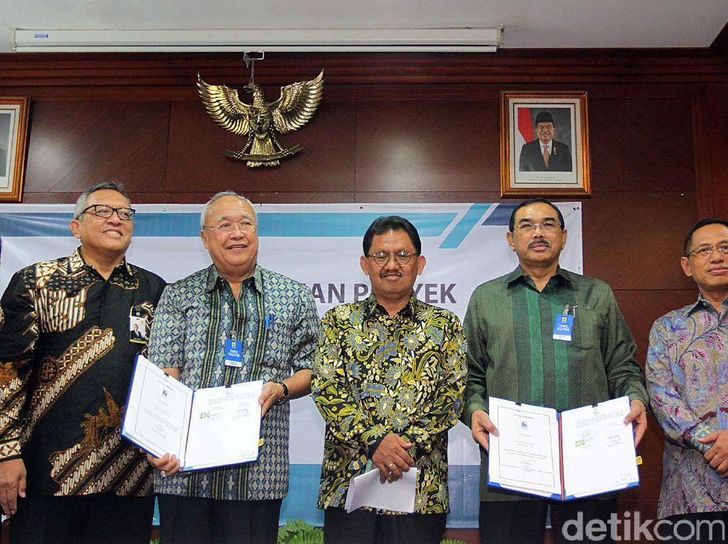 PLN Bangun Transmisi di Jalur Utara Jawa
