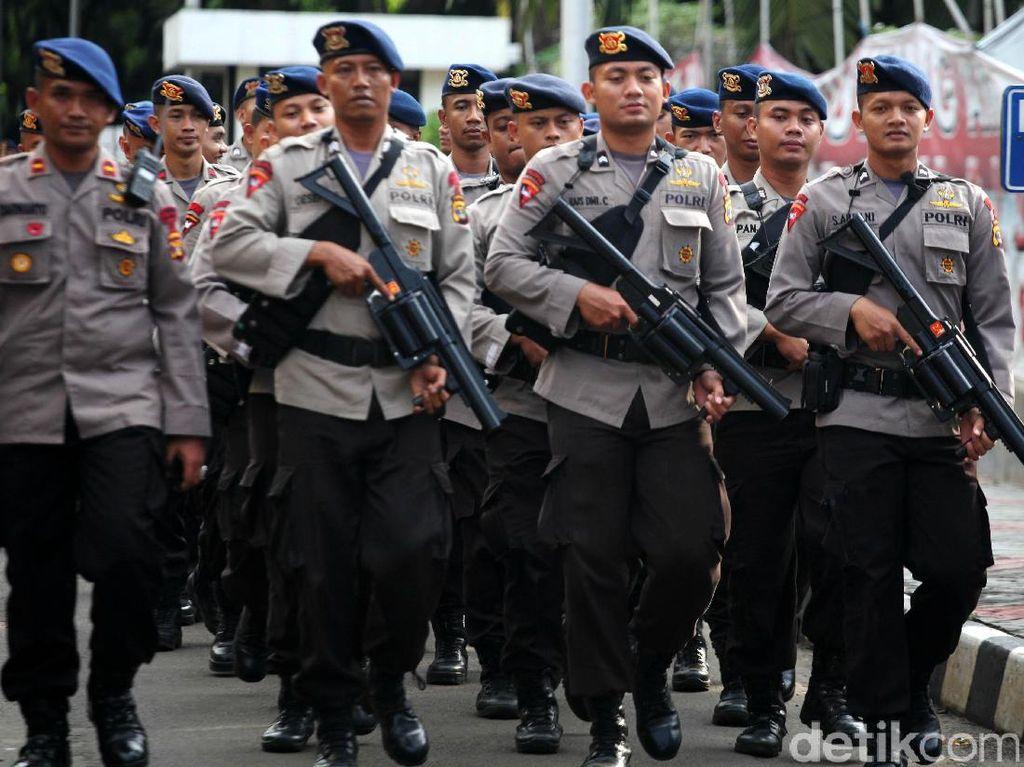 Apel Pengamanan Aksi 313