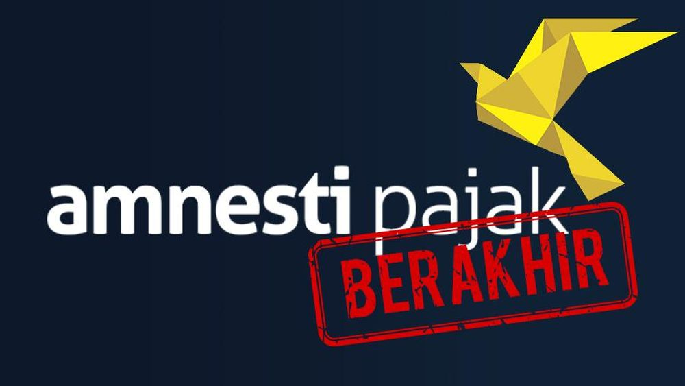 Tax Amnesty Berakhir