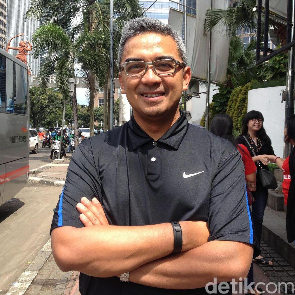 Cerita Presenter Farhan tentang Persiapan Ikuti Triathlon