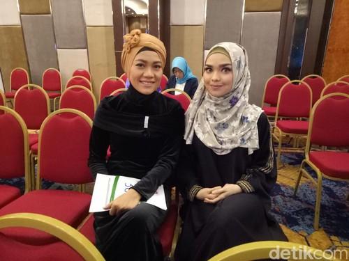 Ritual Peserta Sunsilk Hijab Hunt Palembang Sebelum Tampil di Audisi Kedua