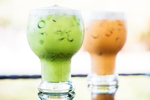 Segarnya Thai Green Tea Racikan Gerai Thai Tea Populer