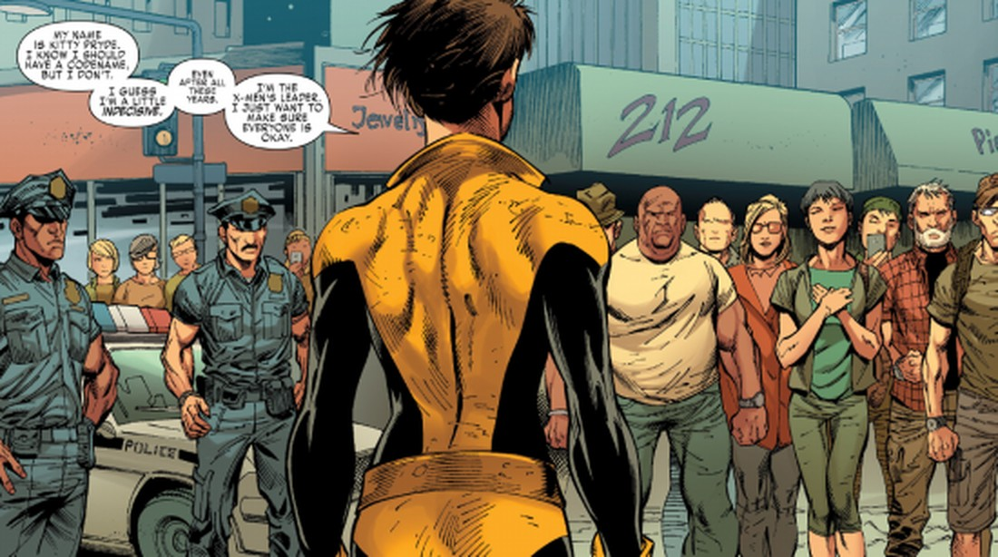 Kontroversi Komik 'X-Men Gold #1'