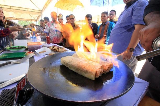 Festival Kuliner Lhokseumawe