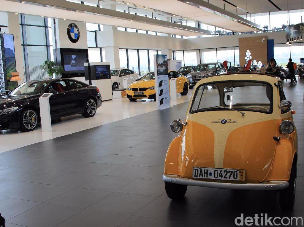 BMW Driving Center di Incheon, Korea Selatan. Foto: M Luthfi Andika