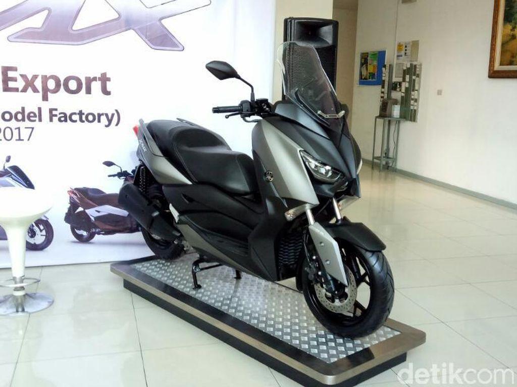 Ekspor sepeda motor diharapkan memberikan kontribusi kepada pemerintah Indonesia dan ekonomi Indonesia yang memerlukan pertumbuhan ekspor lebih.