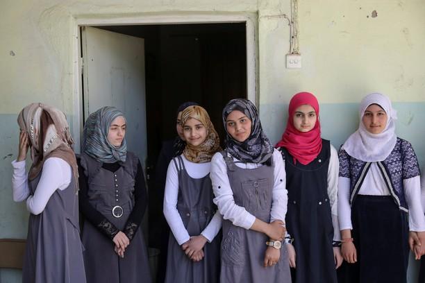 Anak-anak di Mosul Kembali Bersekolah