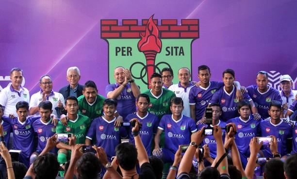 Persita Tangerang Siap Berlaga di Liga 2