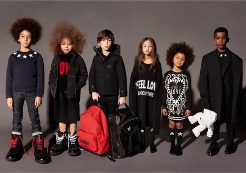 Givenchy Buat Koleksi Busana Anak-anak, Harganya Mulai dari Rp 1 Juta