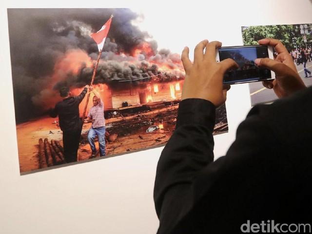 Pameran Anugerah Pewarta Foto Indonesia 2017