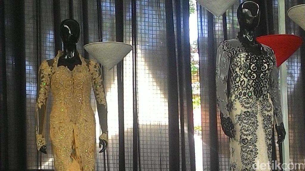 Foto: Mengintip Ratusan Model Kebaya di Festival Kebaya Banyuwangi