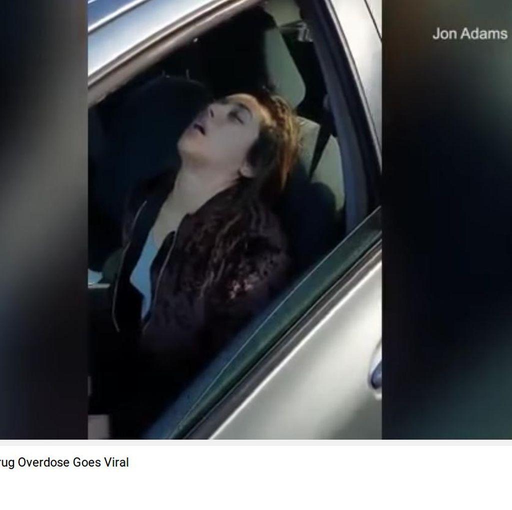 Wanita Ini Tak Lagi Pakai Narkoba Pasca Video Overdosis-nya Tersebar