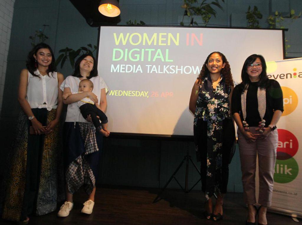 Wanita Bicara Industri Digital