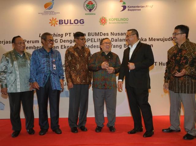 Kepala Bappenas Dorong Keterlibatan UMKM Dalam Pembangunan