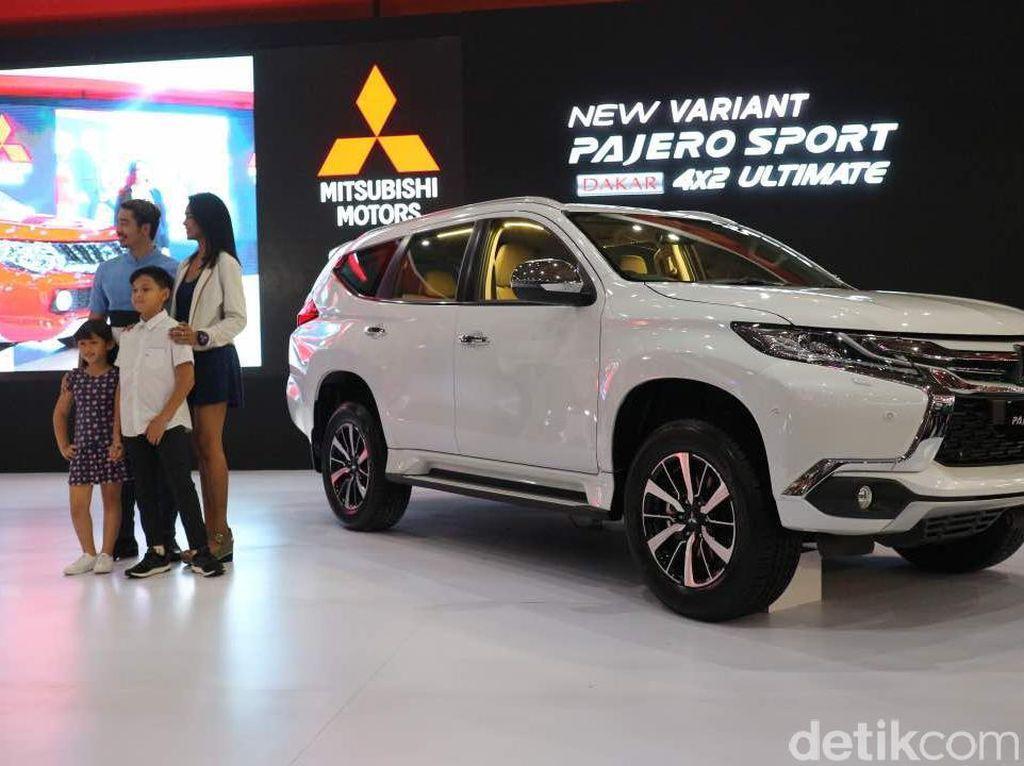 Ada Versi Produksi Lokal, Pajero Sport Impor Masih Dijual