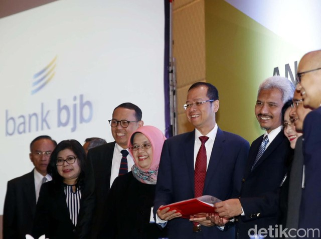 Kredit Bank BJB Tumbuh 13,6 Persen