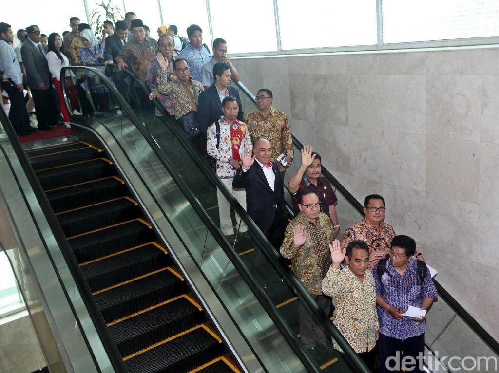 Fraksi Gerindra Walk Out dari Paripurna Hak Angket KPK