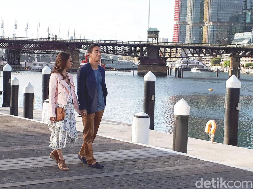 Kemesraan Joe Taslim-BCL dan Cantiknya Maria Selena Sampai Tsania Marwa