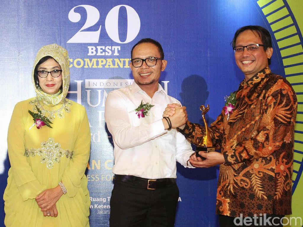 Indonesia Human Capital Award 2017