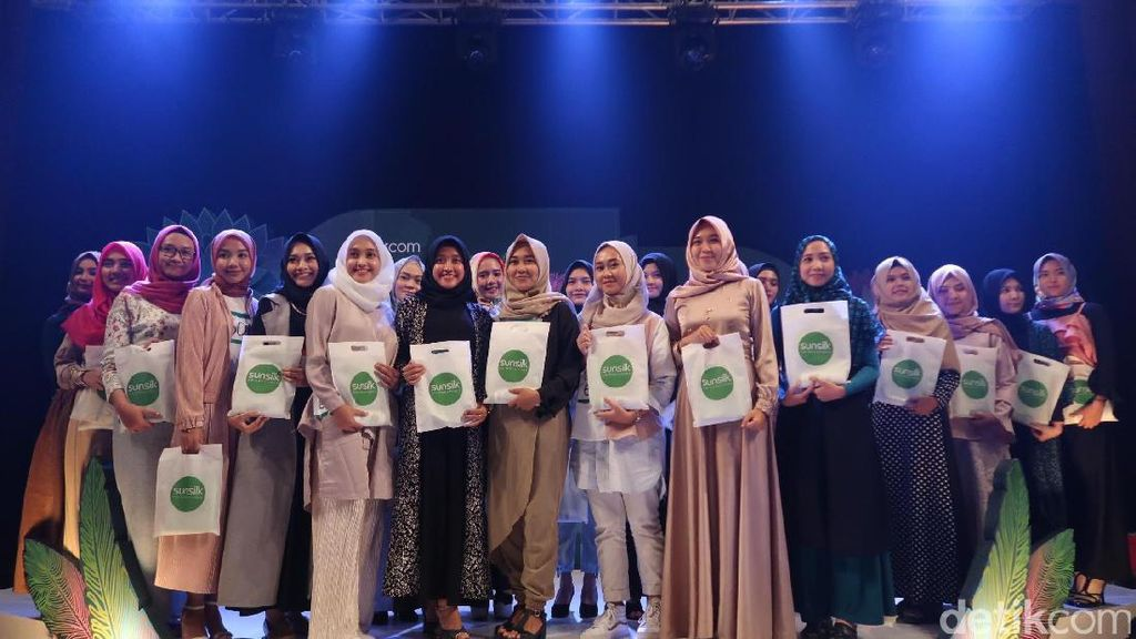Hari ini, 24 Hijabers Sunsilk Hijab Hunt Jakarta Siap Audisi Tahap 2