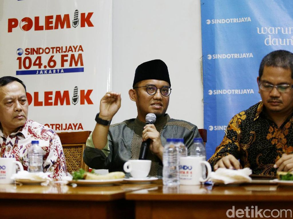 Diskusi Ahok, Jaksa dan Palu Hakim