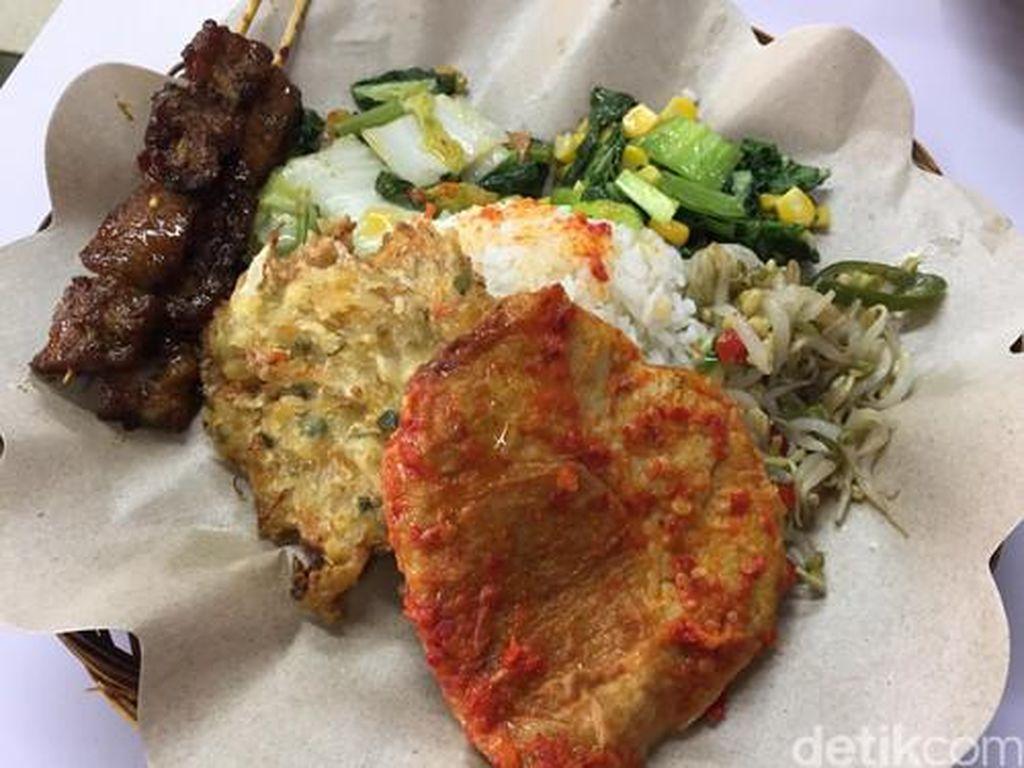 Kalau ke Bandung, Jangan Lupa Cicipi Makanan Sunda dan Aneka Sate yang Enak Ini