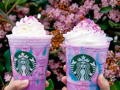 Minuman Unicorn Frappuccino yang Populer Ternyata Juga Dibenci
