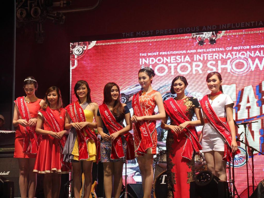 Miss Motor Show 2017