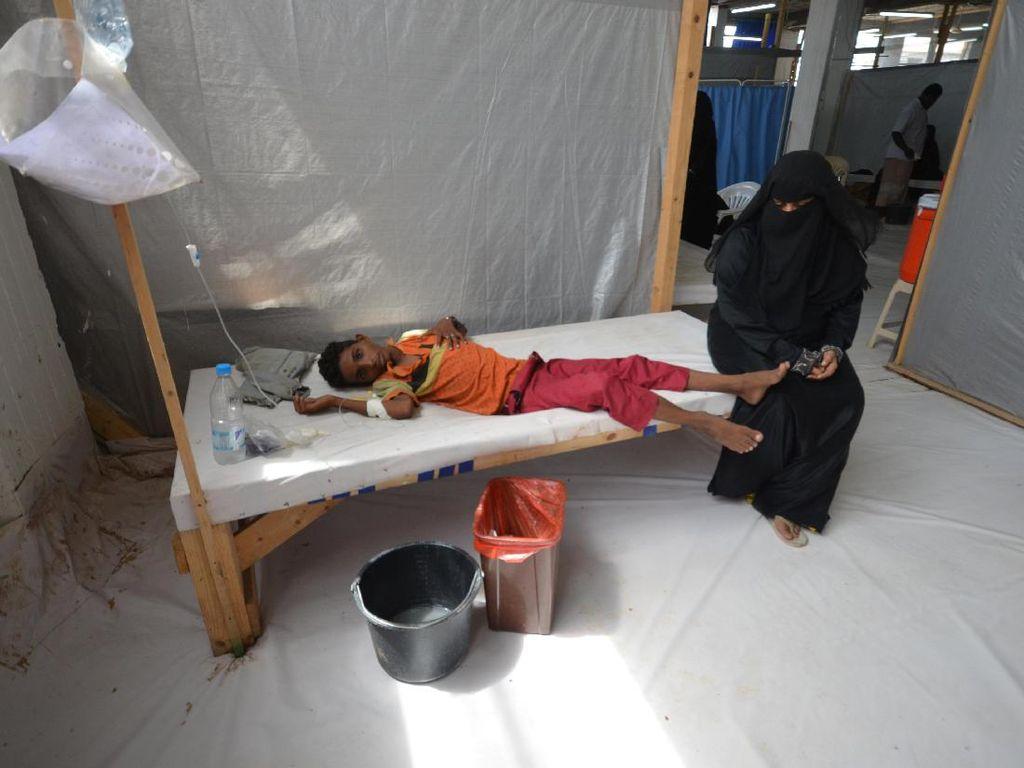 Ini Langkah Kemenkes Jika Ada Jamaah Haji yang Terinfeksi Kolera