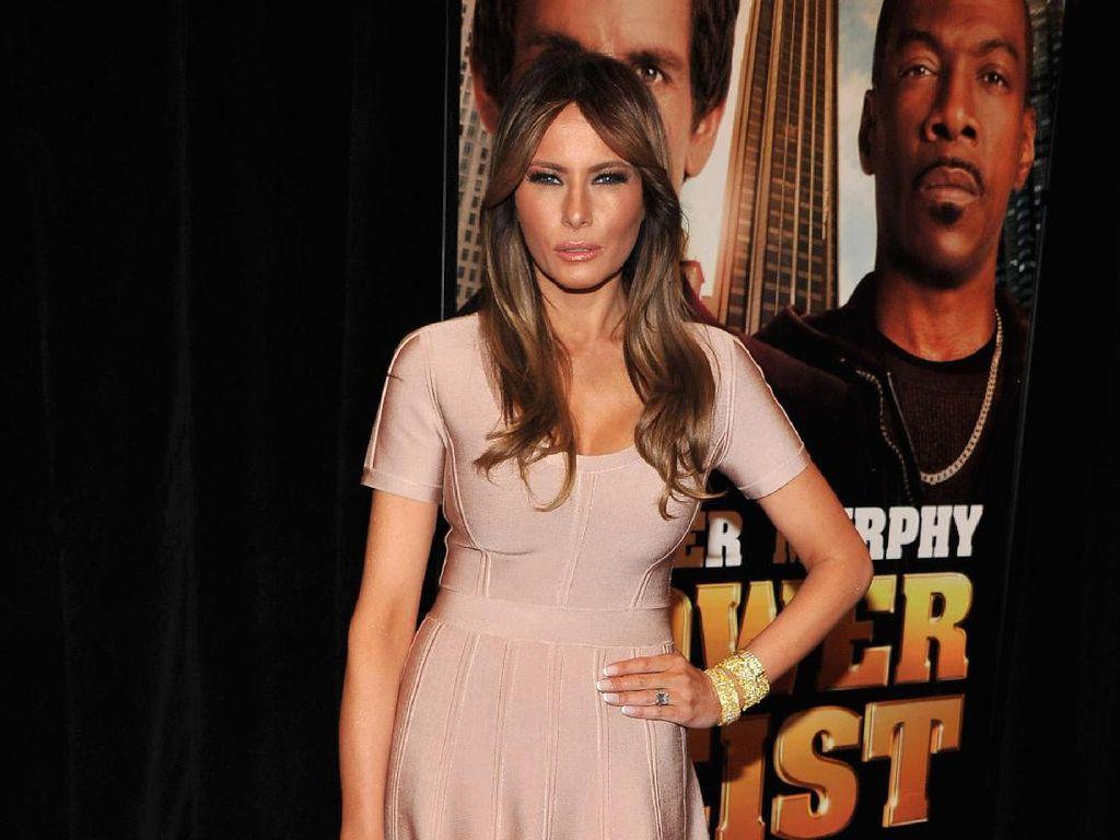 Foto: Inspirasi 15 Gaya Stylish Melania Trump