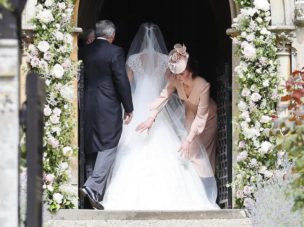 Sister Goals, Bukti Kedekatan Pippa Middleton & Kate Middleton