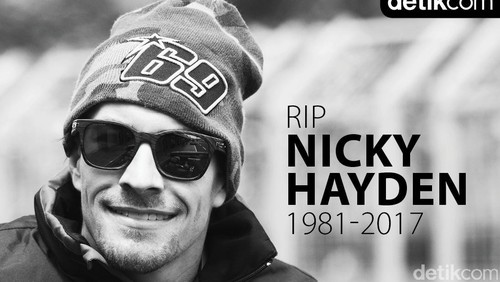 RIP Nicky Hayden