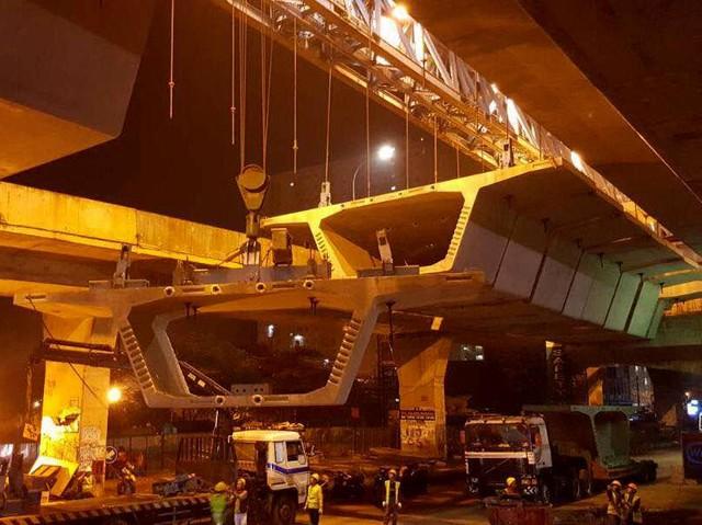 Proyek Tol Bogor Outer Ring Road Seksi 2B Terus Dikebut